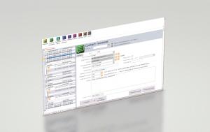 Voorbeeld Access invoerscherm Equinox