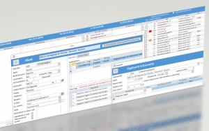 Voorbeeld MS-Access programma Equinox planning software